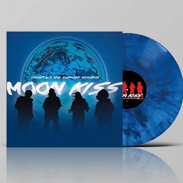 """Music: Collab-album """"Moon Kiss"""" is available in Vinyl now!"""
